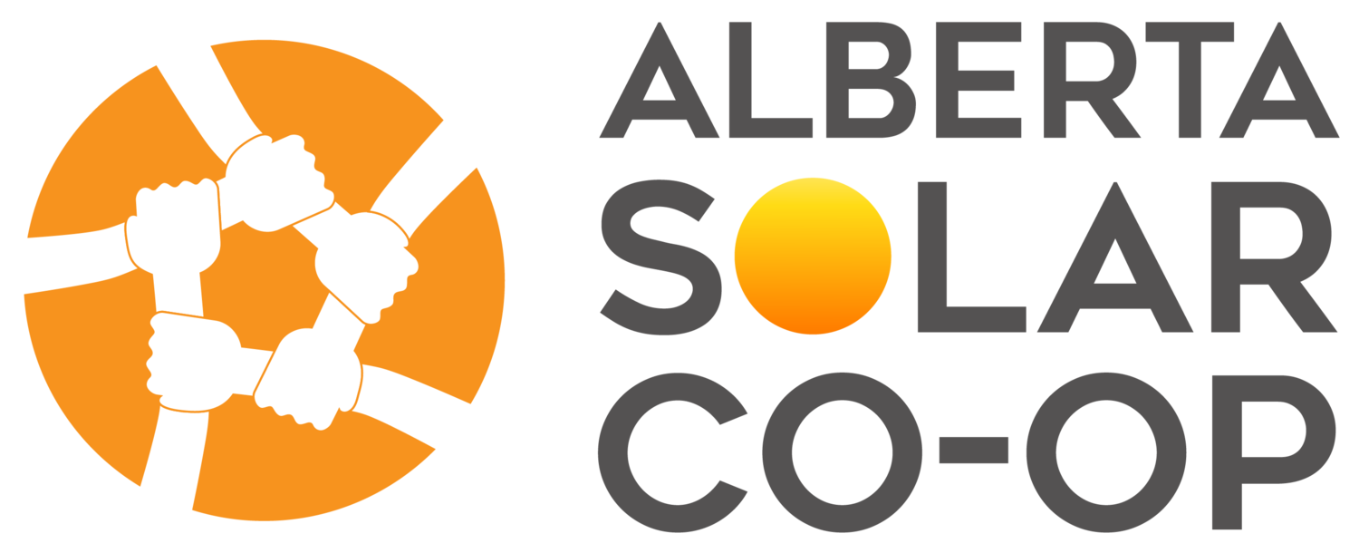 About Our Co-op — Alberta Solar Co-op