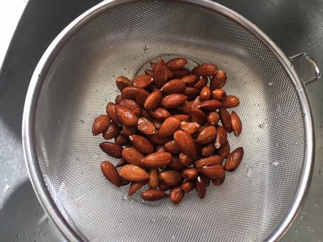 rinsed nuts.JPG