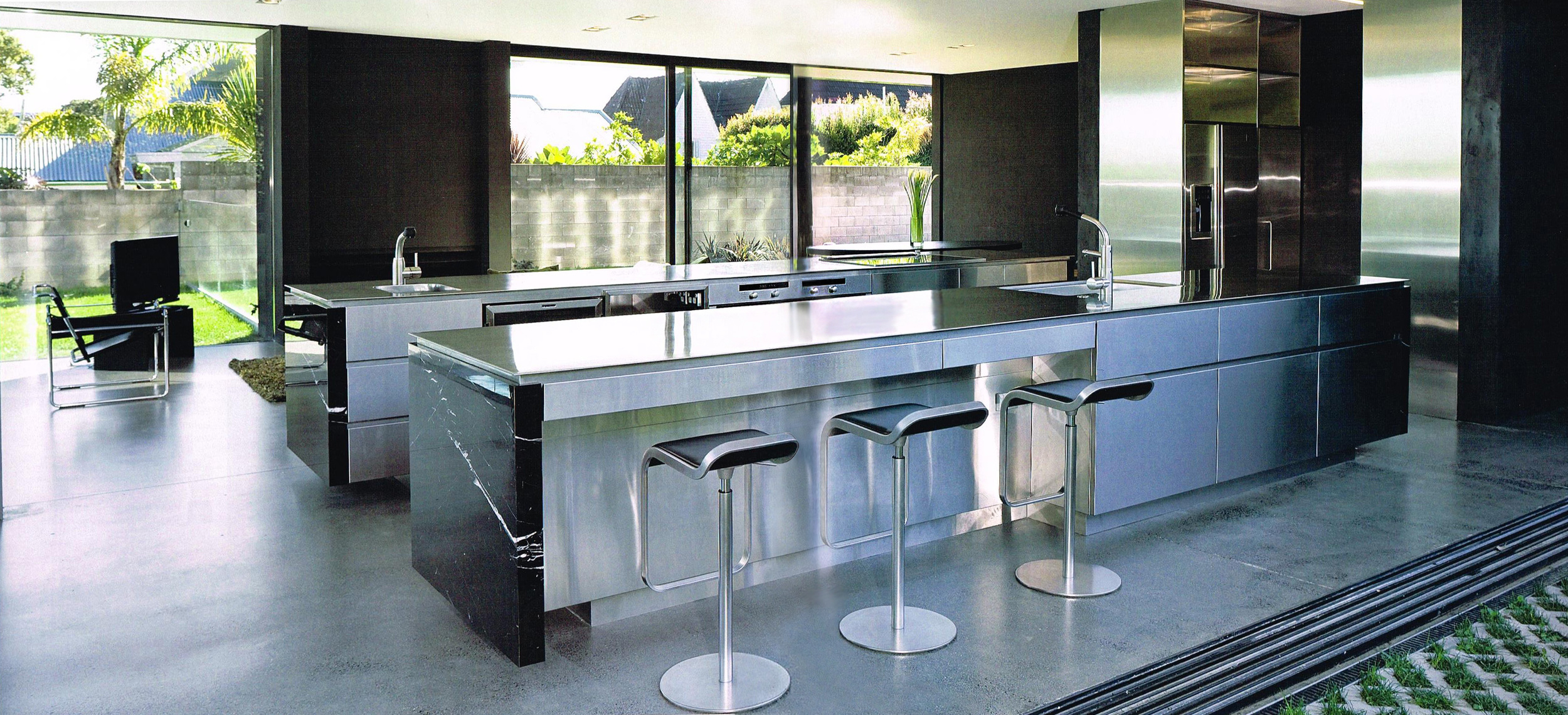 Beautiful Designer Kitchens Nz Image Collection - Modern Kitchen Set ...