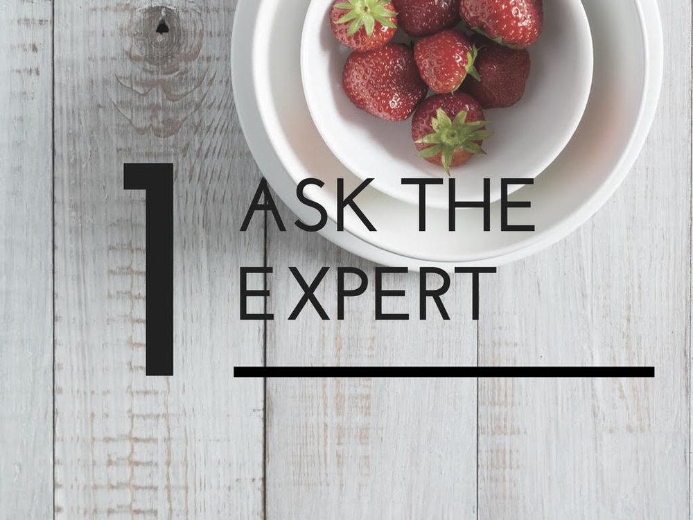 Ask the expert.jpg