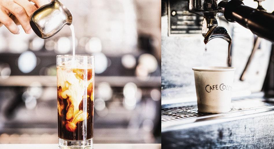 CAFÉ COLETTE | WILLIAMSBURG, BROOKLYN