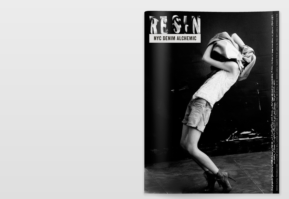 RESIN DENIM CAMPAIGN