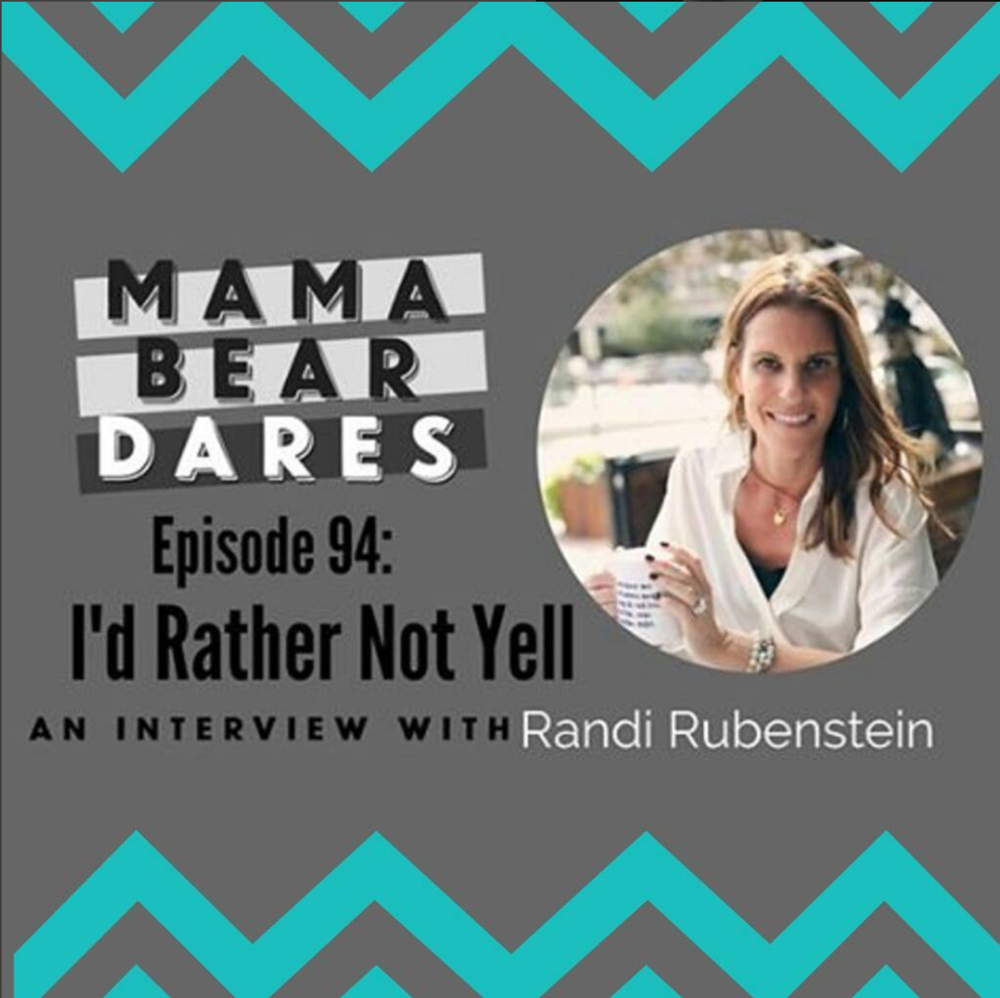 MAMA BEAR DARES PODCAST