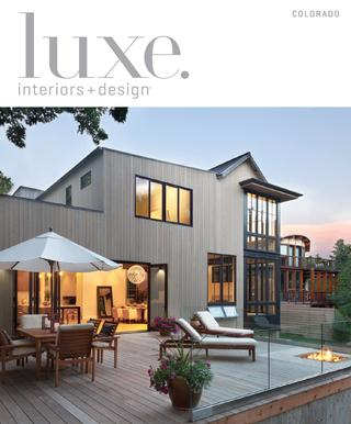 Luxe Magazine- Cover - Princess-Trail - Surround Architecture