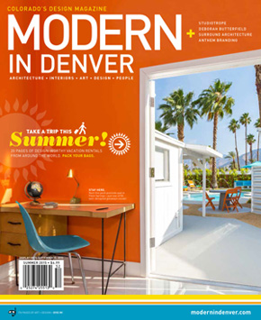 Modern in Denver - Anthem Branding - Surround Architecture