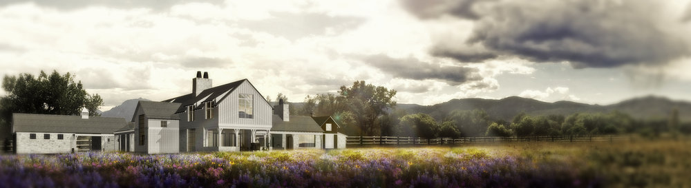 Pleasant Ridge - Rendering