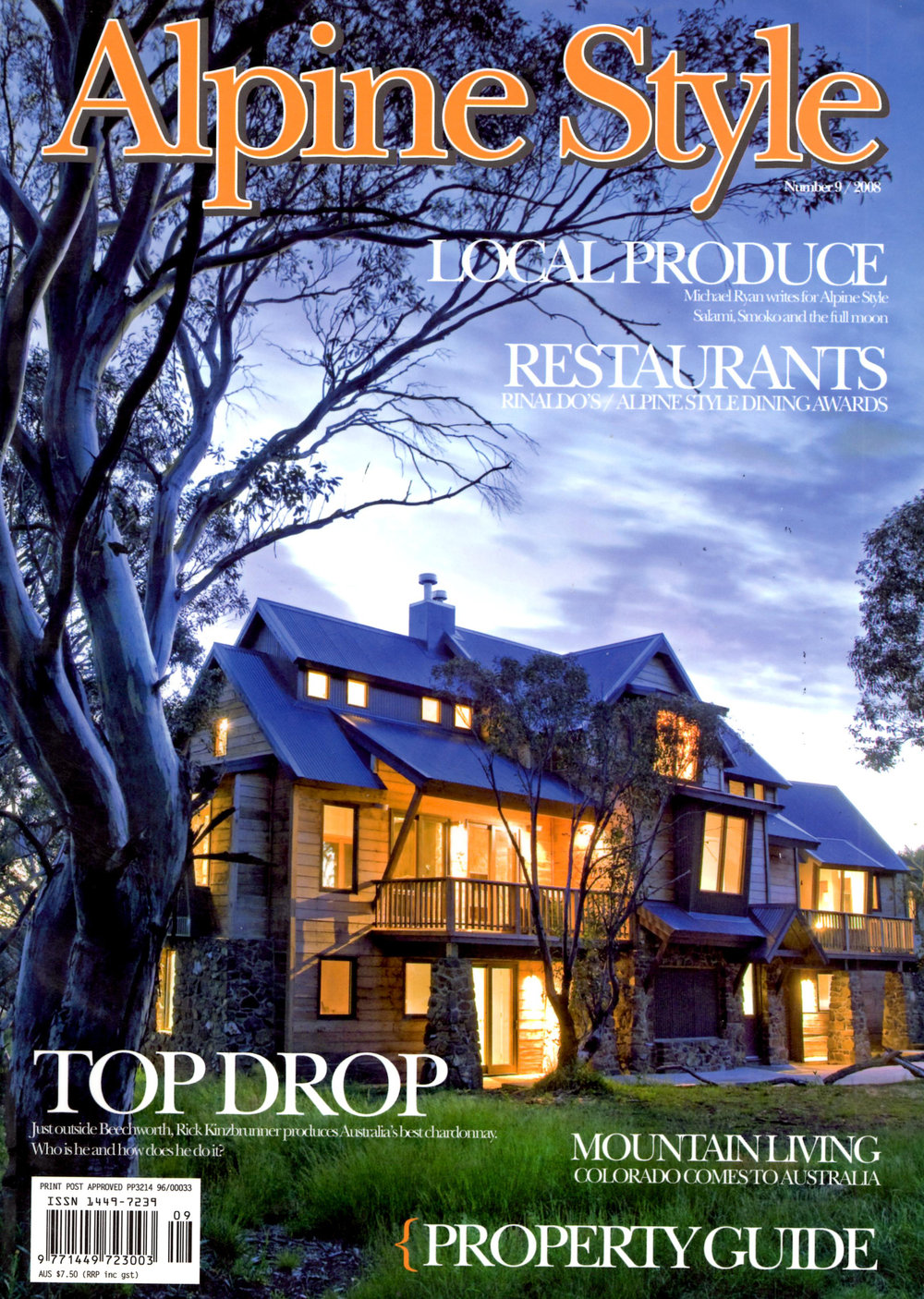 Alpine Style - Nov 2008 Cover - Mooselodge.jpg
