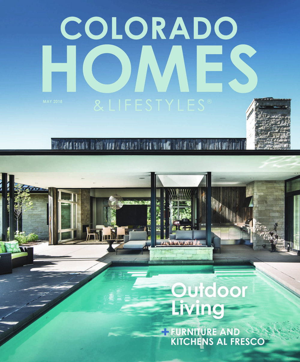 CHL Colorado Homes and Lifestyles - May 2018