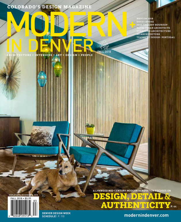 Modern in Denver - Fall 2018 - Surround Architecture