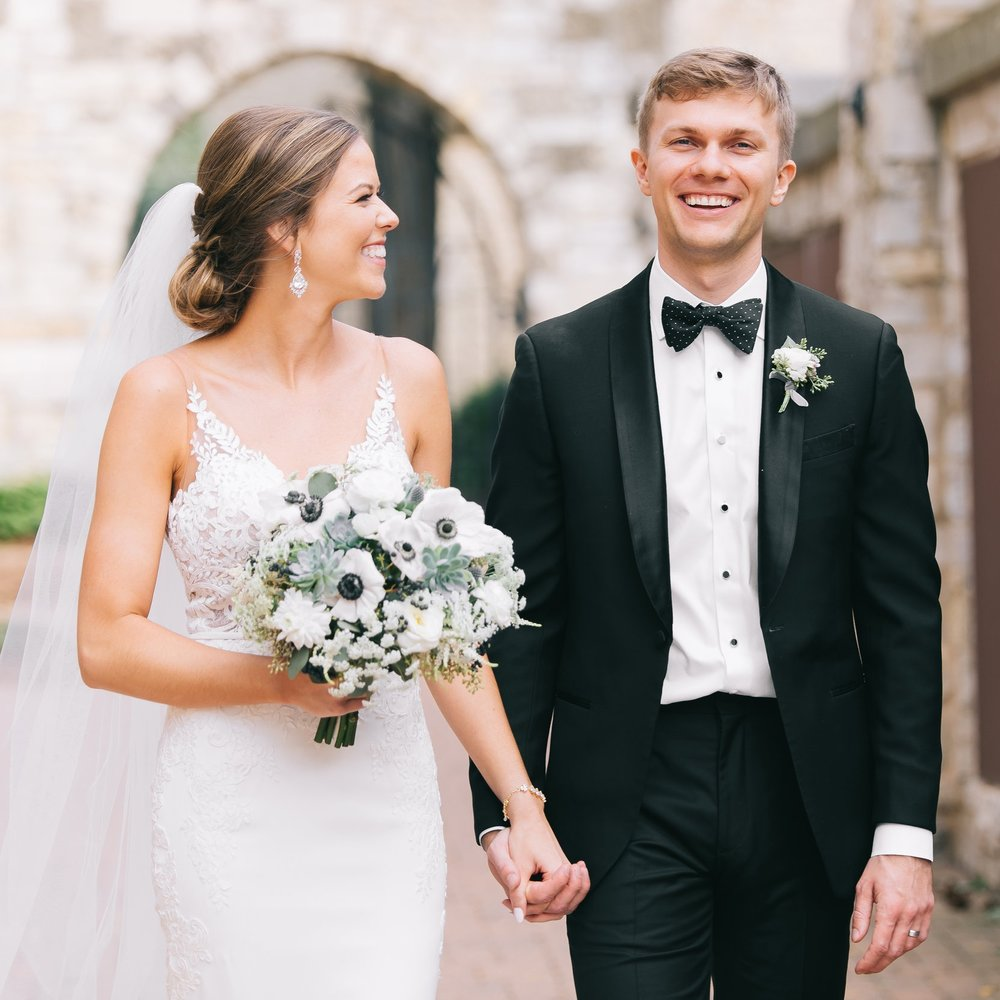 St. John's Military Academy wedding