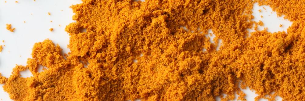 Tumeric spice