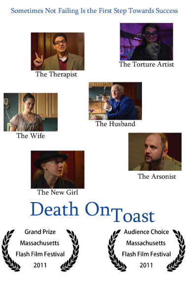 Paracelsus Films Presents Death On Toast