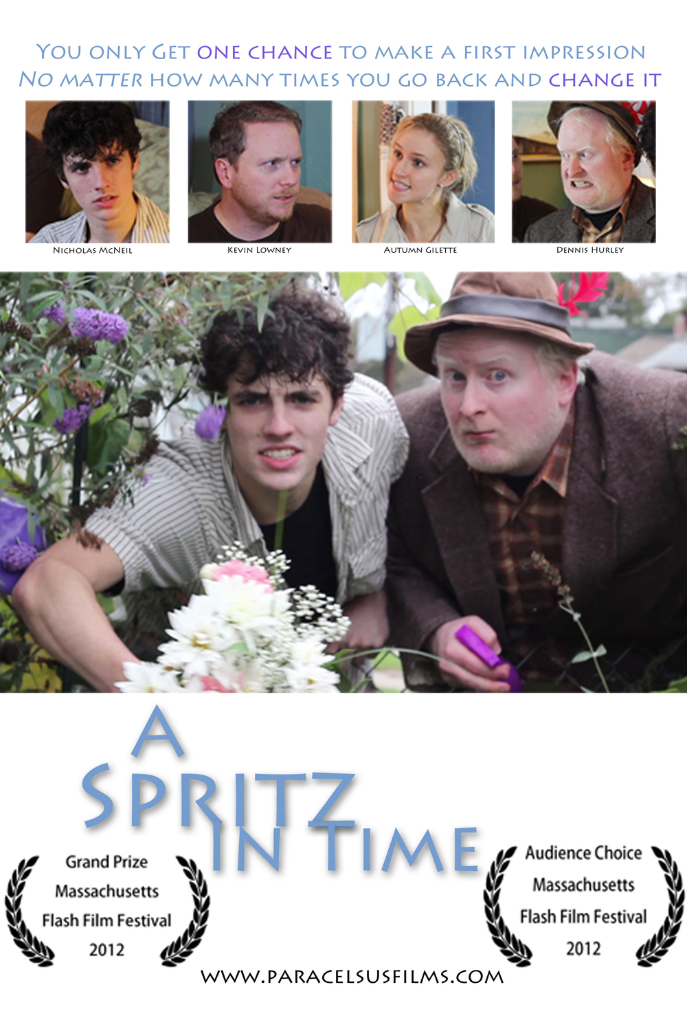 Paracelsus Films Presents A Spritz In Time