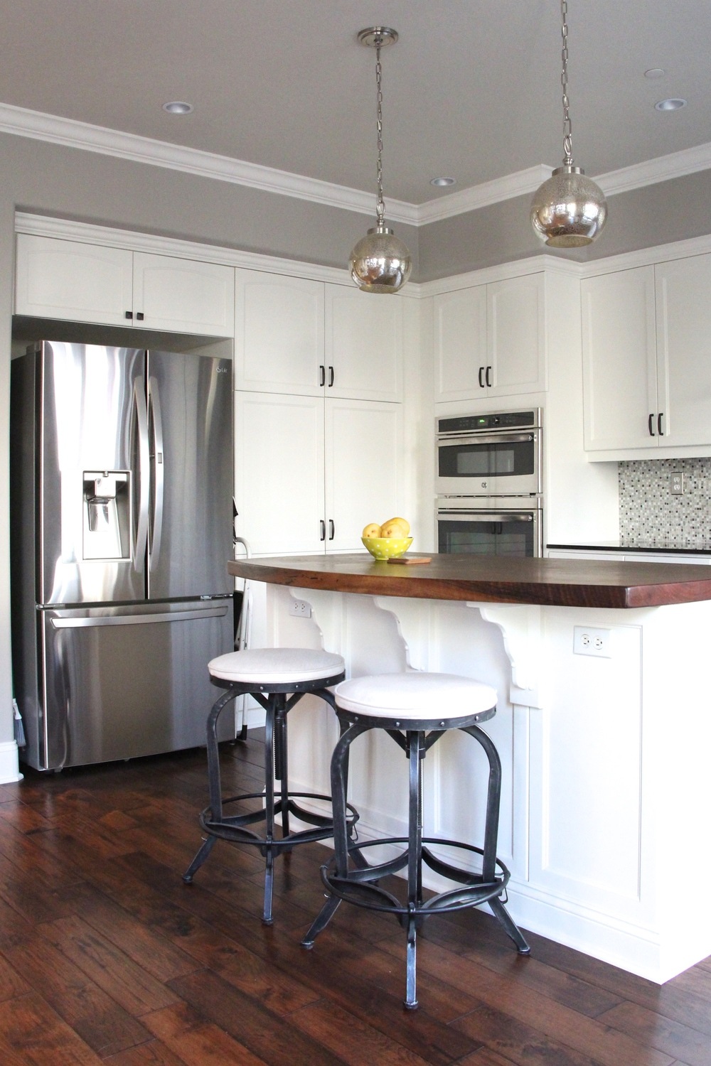 When to Paint Your Kitchen Cabinets (w/ New Kitchen Project Photos ...