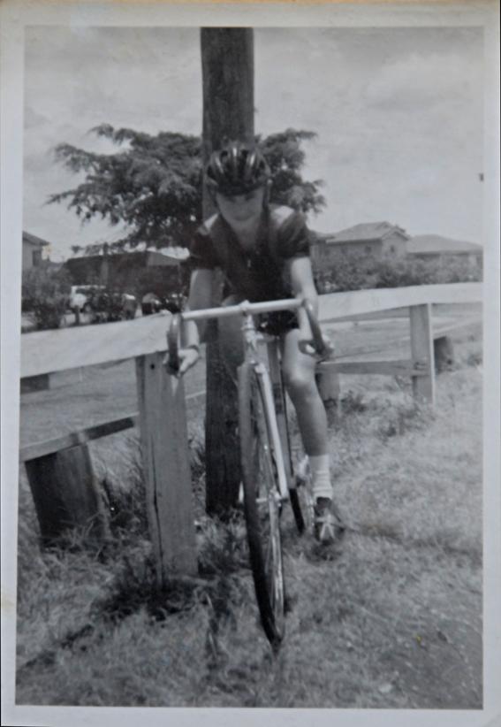 Johnny Whip Cyclist