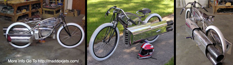 Maddox Jet bikes