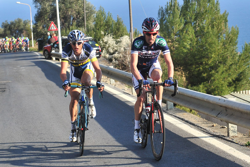 Gara Ciclistica Milano - Sanremo 2012