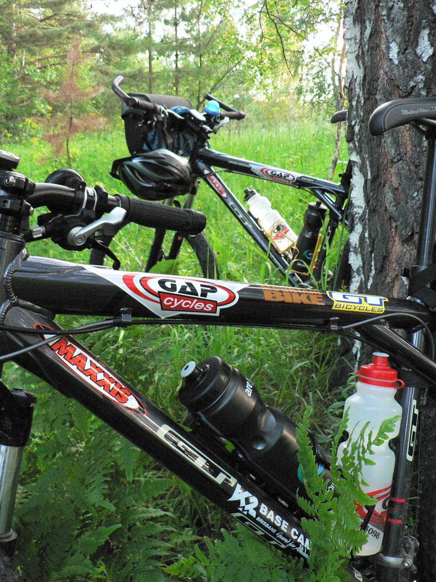 GT Avalanche mountain bikes