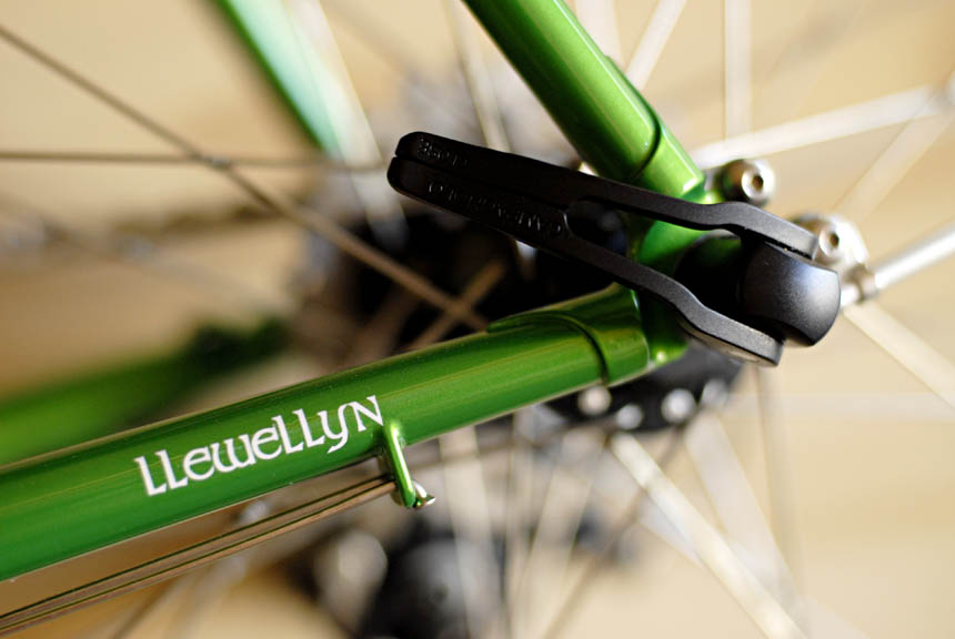 Voyageur Llewellyn Bike spare spokes