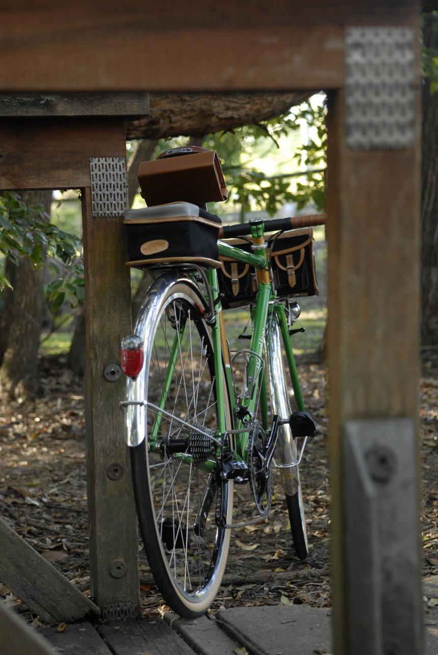 Voyageur Llewellyn bike