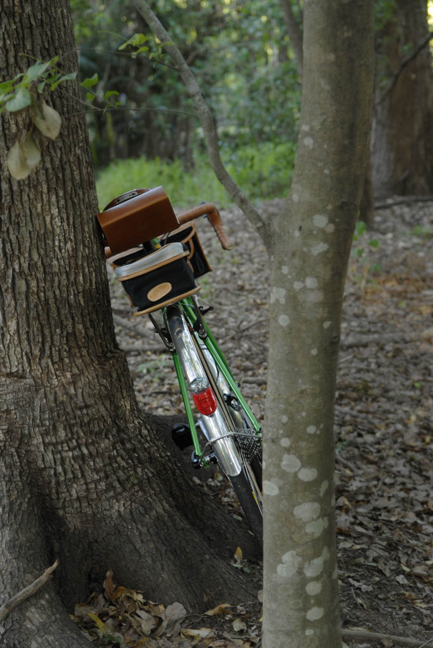 Llewellyn randonneur constructeur style bike