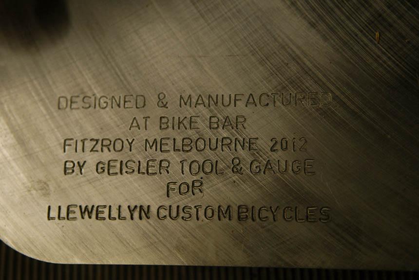 Jesse Geisler llewellyn rack bending tool