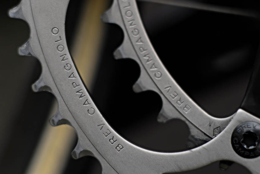 Campagnolo chainrings
