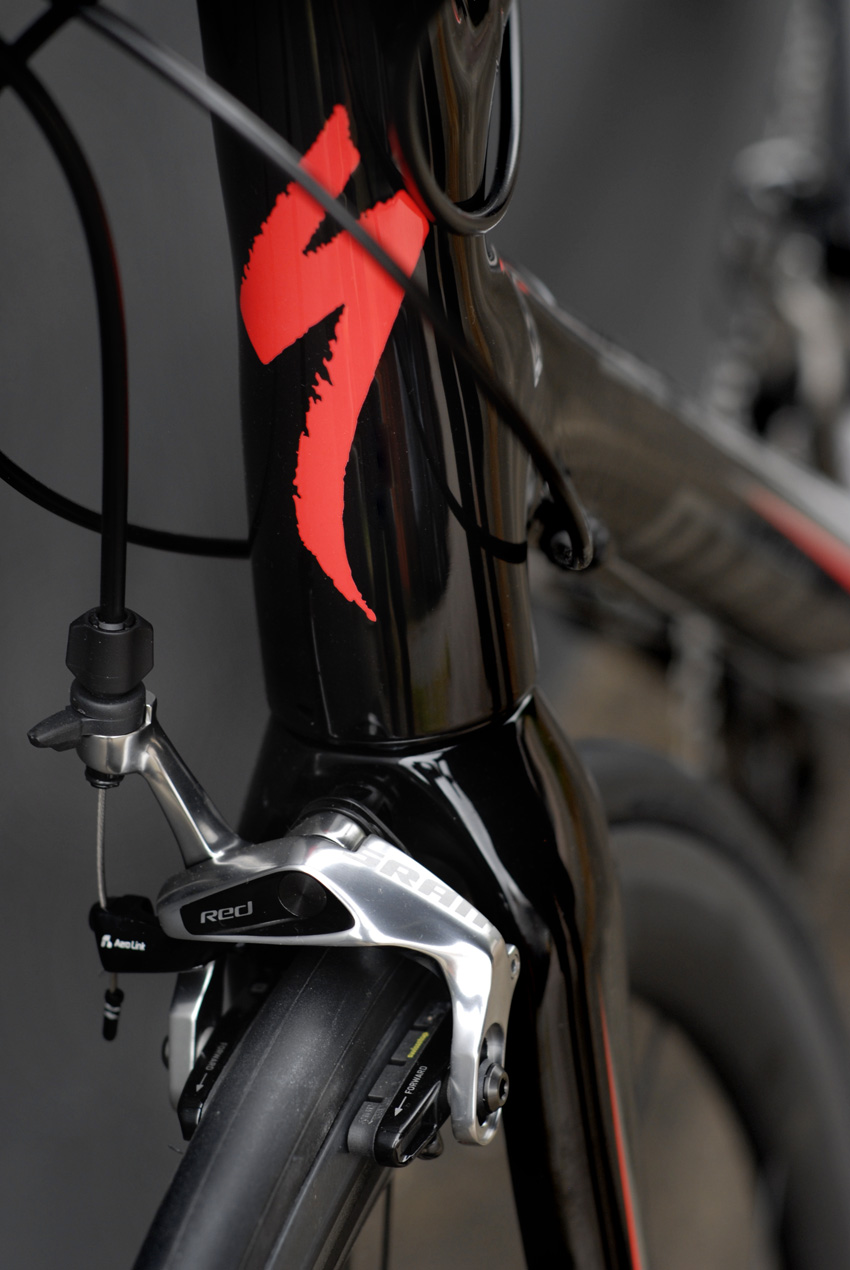 New SRAM RED brake