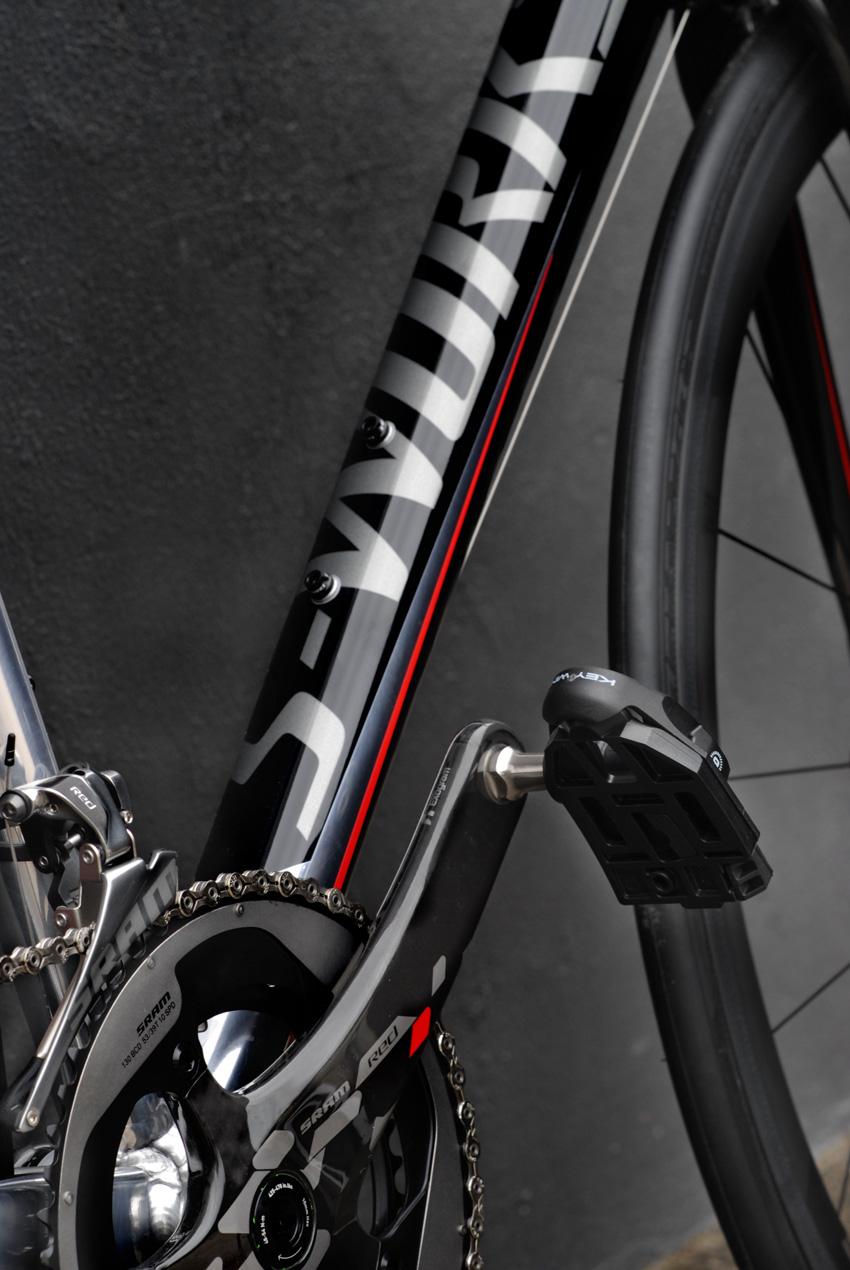 Keywin CRM pedals