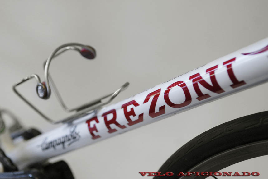 Frezoni bike decal