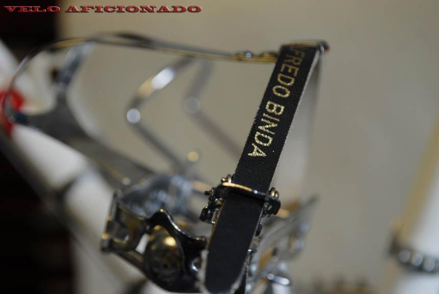 Alfredo Binda toe straps
