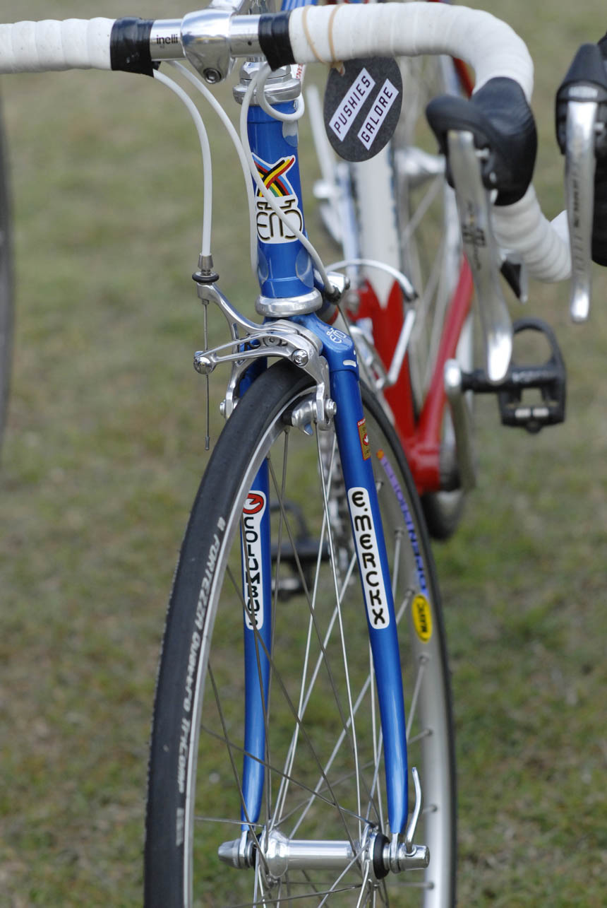 Eddy Merckx bicycle