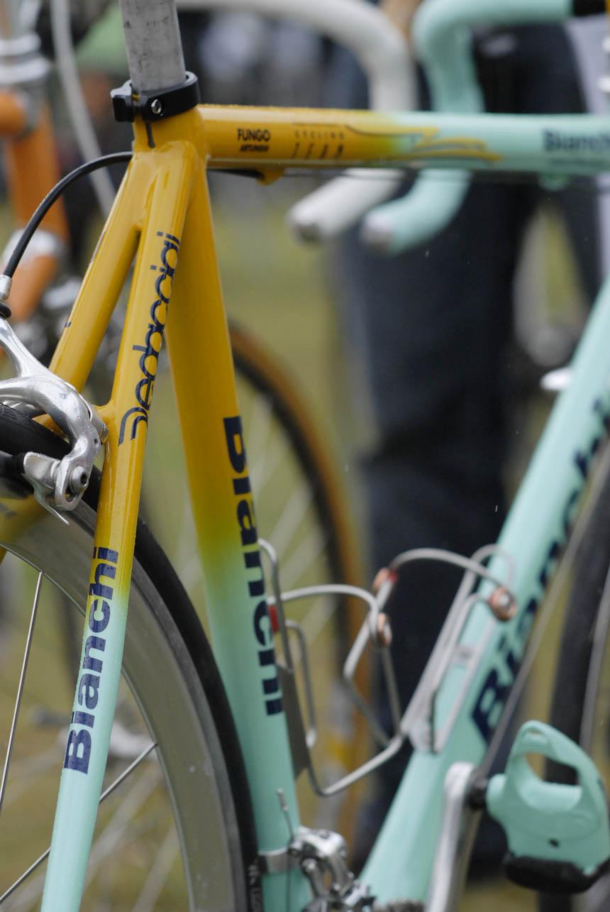 Mega Pro Bianchi Specialissima Mercatone Uno Team Bike