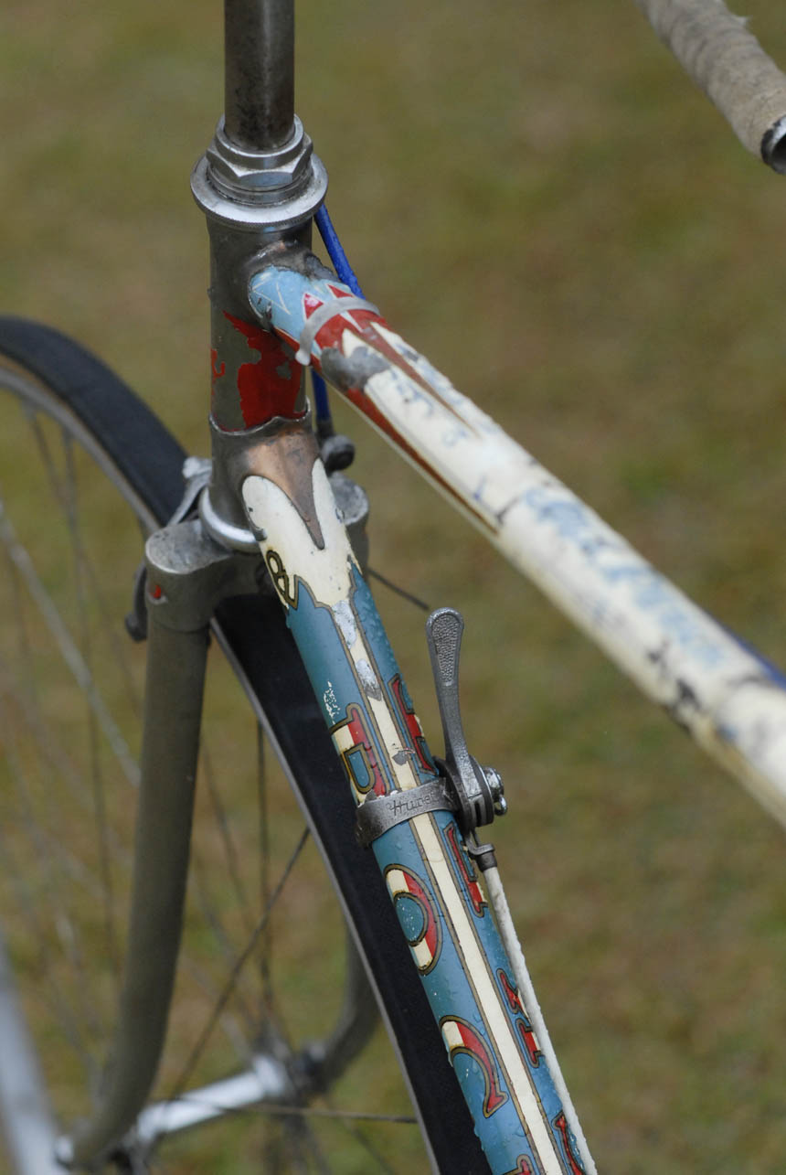 Rocket Cycles with Huret gear shift