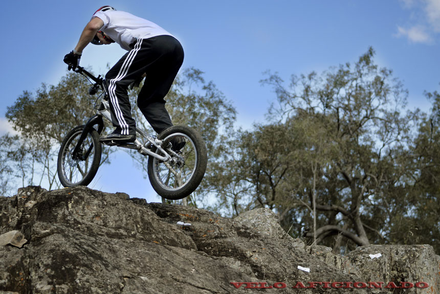 Bike trials Australia