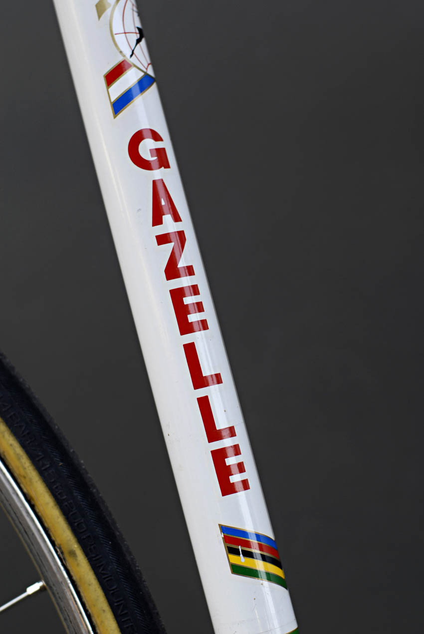 Gazelle Champion Mondial decal details