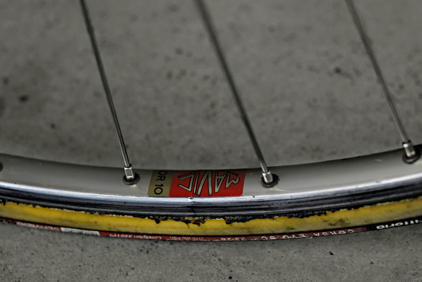 Mavic OR 10 rims