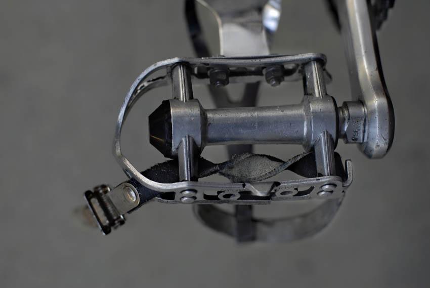 Campagnolo Nuovo Record pedals