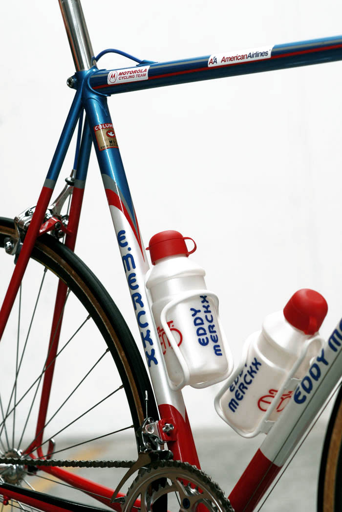 Team Motorola E. Merckx MX Leader