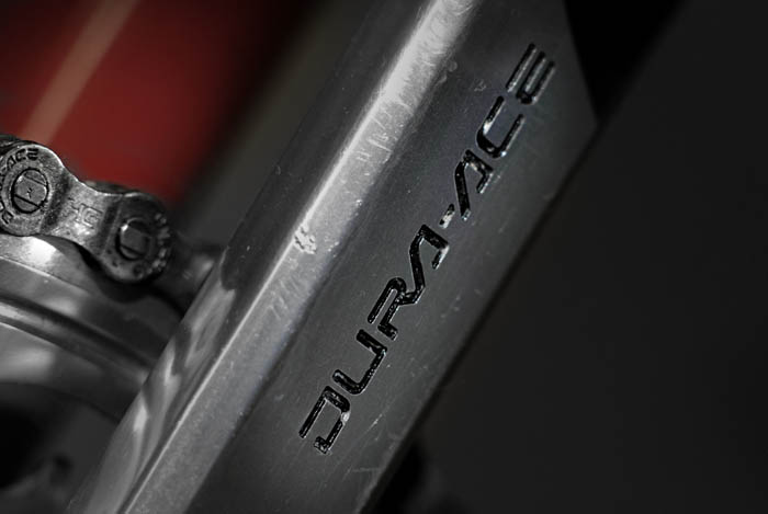 Dura Ace 7400 graphics