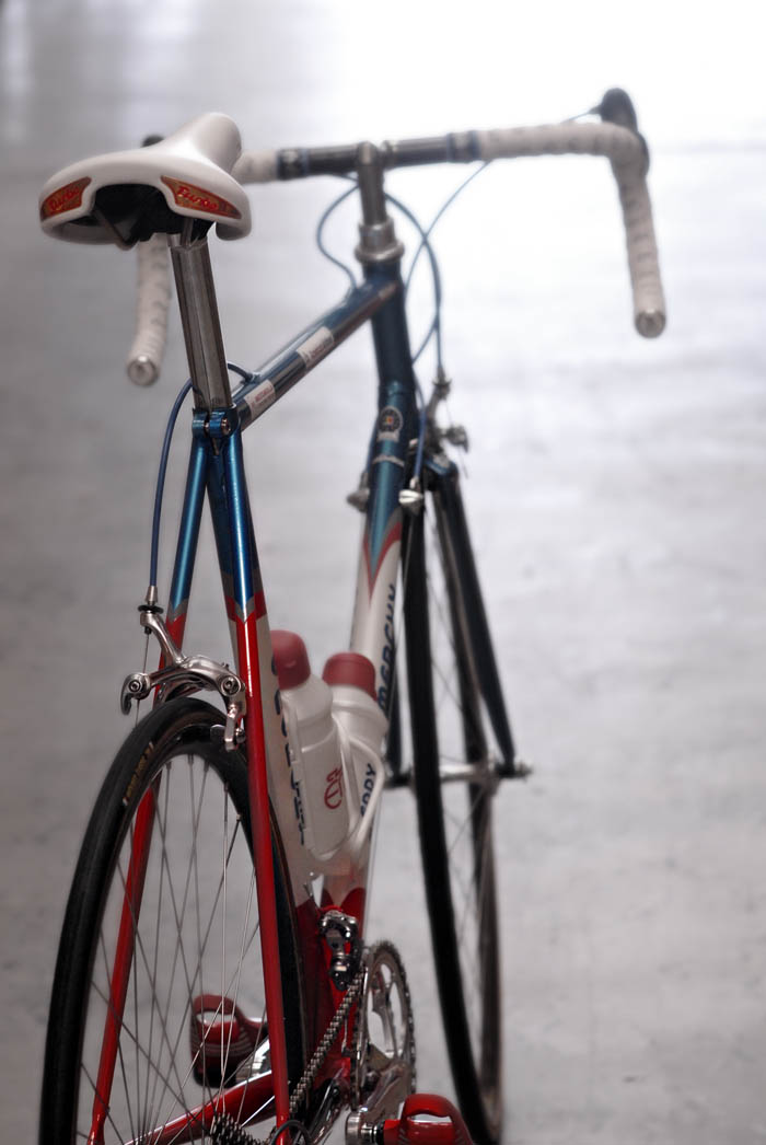 Motorola inspired Eddy Merckx MX Leader