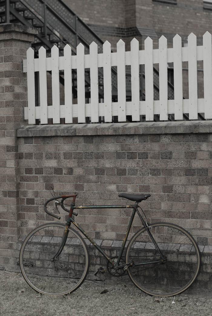 Arrow Cycle Works Stanley Street - Arrow track bike