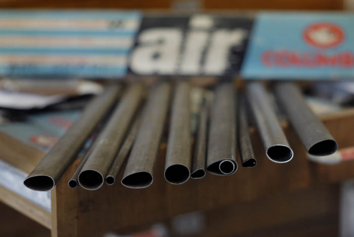 Columbus Air tubing profiles