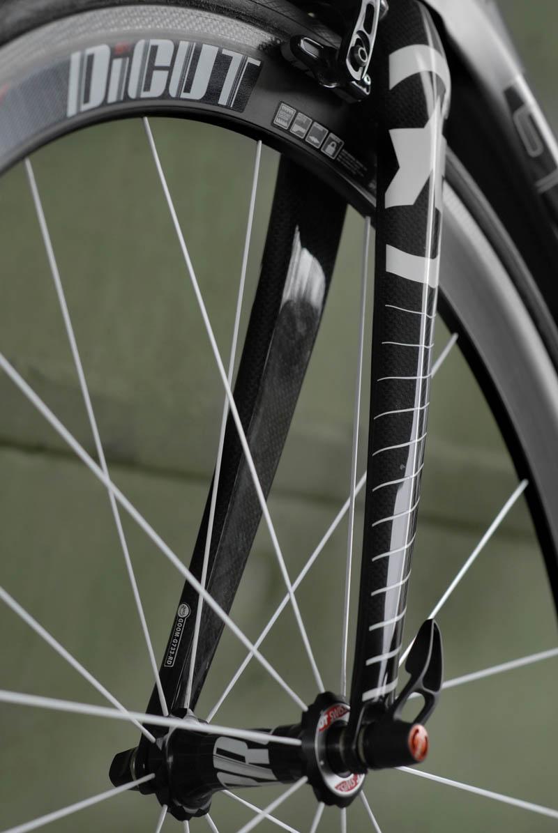 Carbon fork Assos Goomah Bike