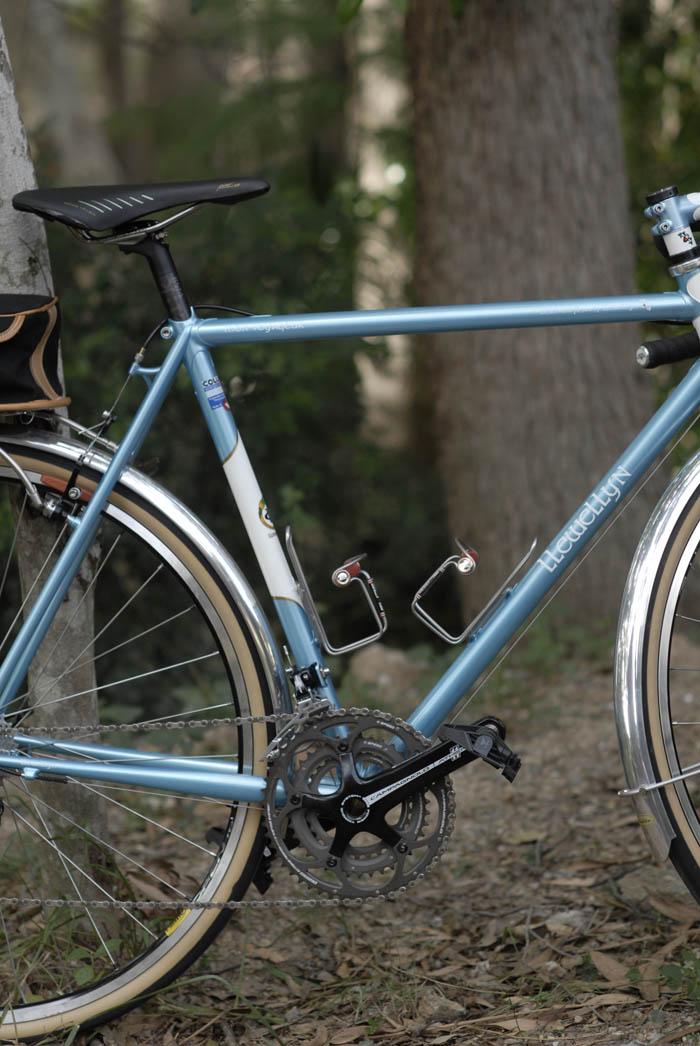 Voyageur Randonneur by Llewellyn Custom Bicycles
