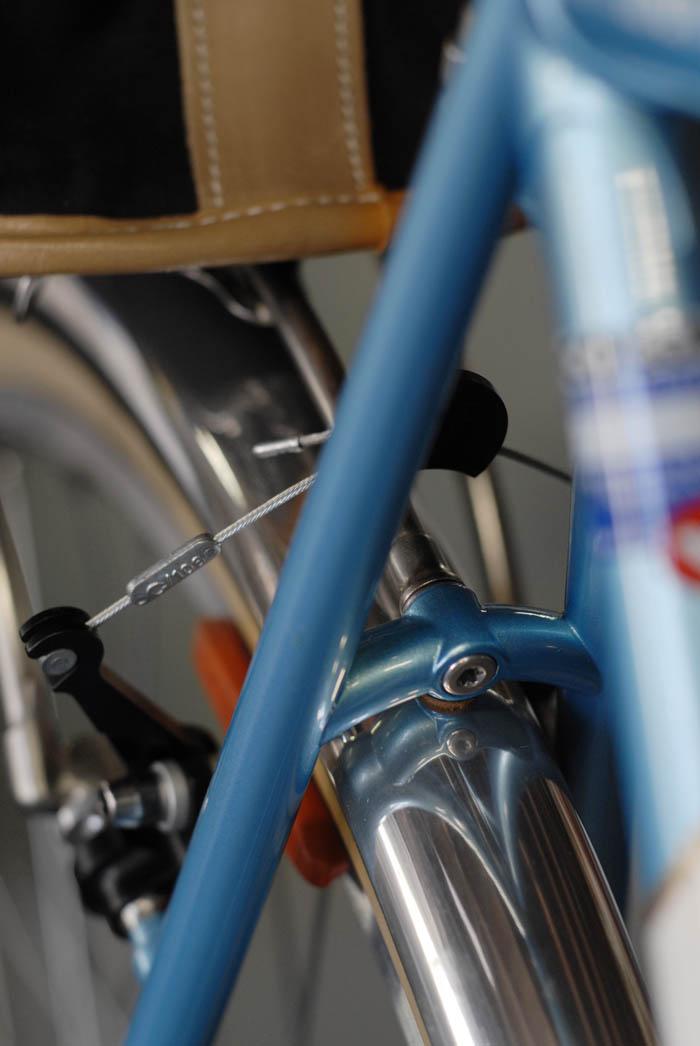 Honjo alloy bike fenders