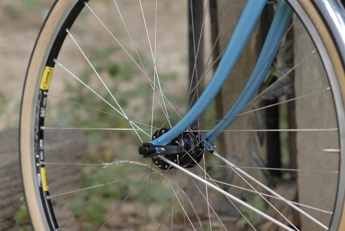 Schmidt SON Delux bike Lights
