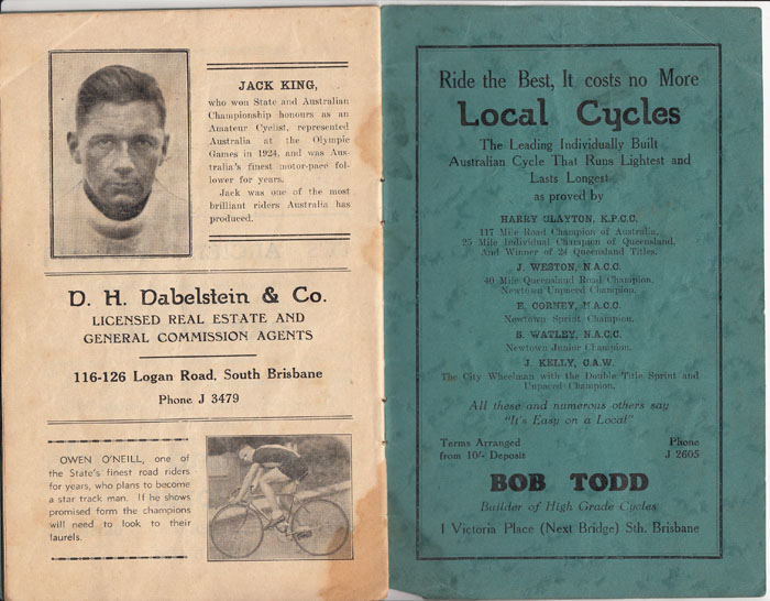 Bob Todd's Local Cycles