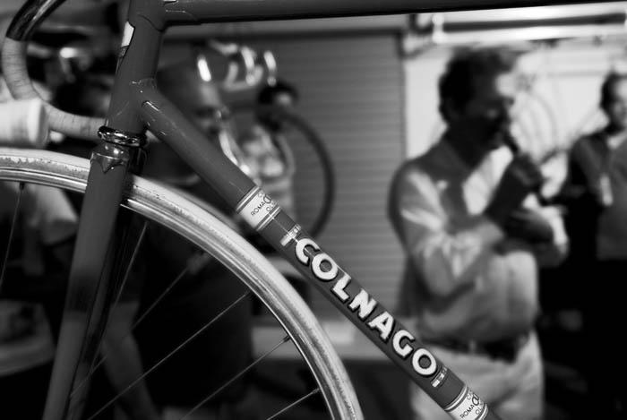 1960's vintage Colnago Pista