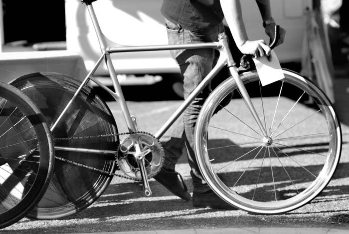 Brad Marshall's Loose Goose bike.